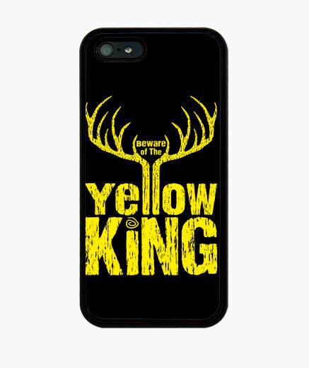 Funda iPhone True Detective - The Yellow King