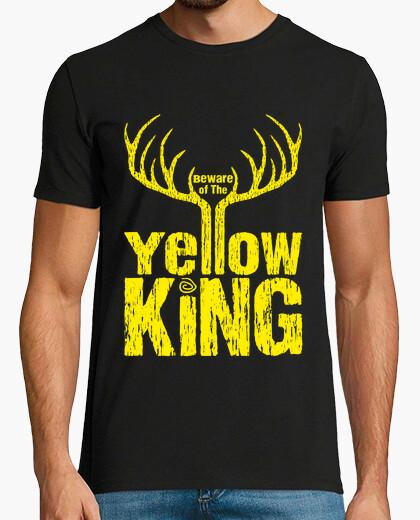 Camiseta True Detective - The Yellow King