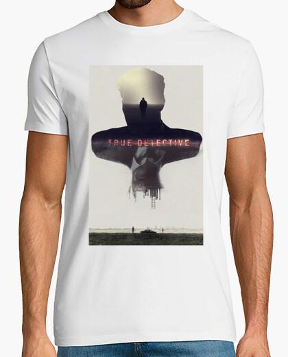 Tee-shirt true detective (garçons)