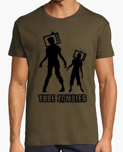 Camiseta True Zombies