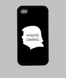 trump hiver est à coming