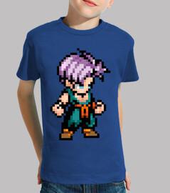Trunks 16bit (Camiseta Niño)