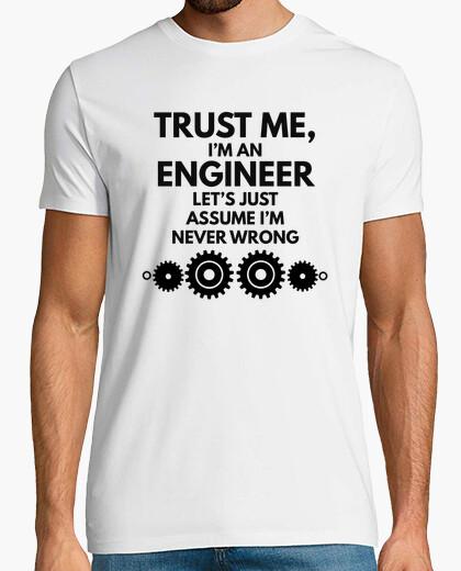 Camiseta Trust me, i'm an engineer