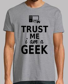 trust me i am a geek