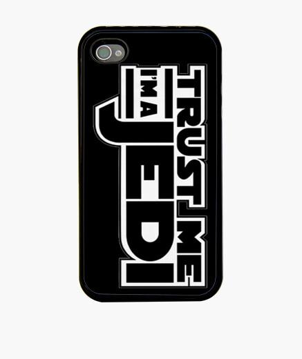 Funda iPhone Trust me (Jedi)