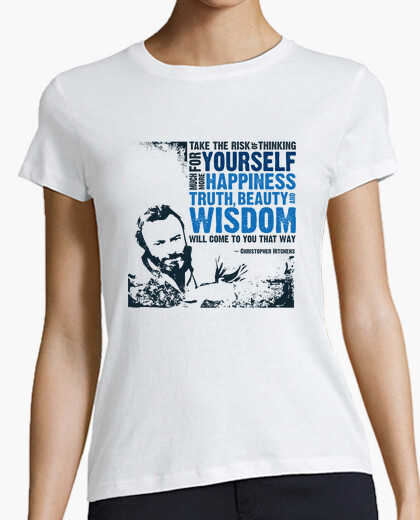 Truth Beauty and Wisdom t-shirt