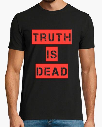 Camiseta TRUTH IS DEAD