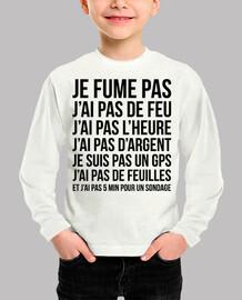 Tshirt anti-relou anti-crevard / Humour