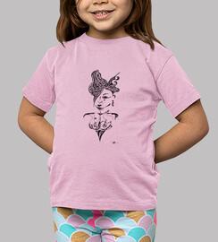 tshirt bambino duchessa