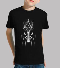 tshirt batteriofago