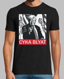 Tshirt Cyka Blyat