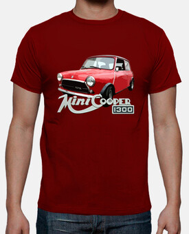 t-shirt da uomo mini 1300