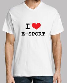 Tshirt E-sport - Gaming - Gamer