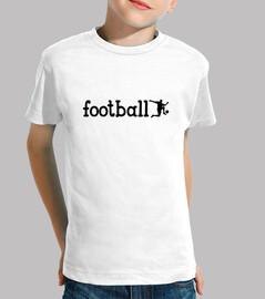 Tshirt Football - Foot