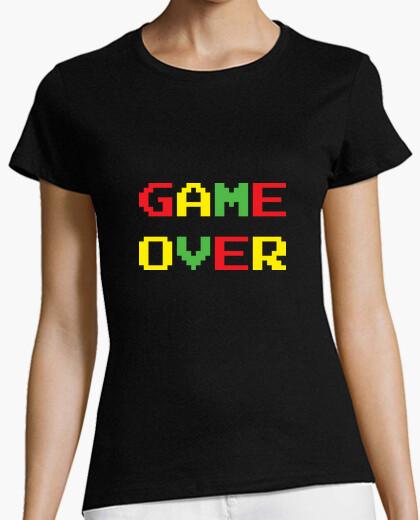 Tee-shirt Tshirt Geek - Gaming - Gamer
