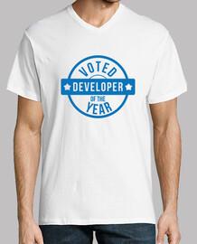 Tshirt Geek : Developer of the year
