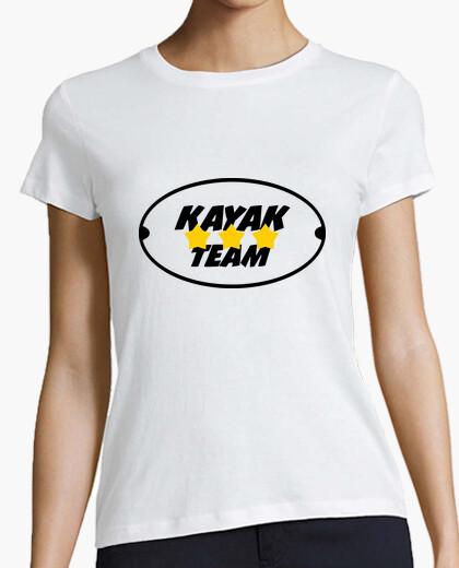 Tshirt kayak - sports t-shirt