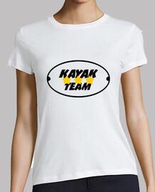 tshirt kayak - sports