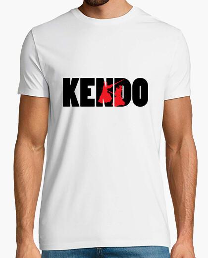 Tshirt kendo - martial arts - fighter t-shirt