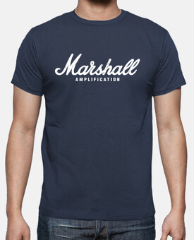 t-shirt marshall rock vintage