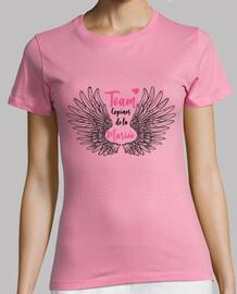 Tshirt team de la mariée angels