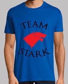Tshirt Team Stark  - Game of Thrones