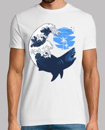 tsunami megalodonte