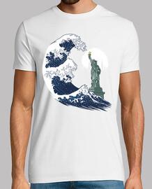 Tsunami New York