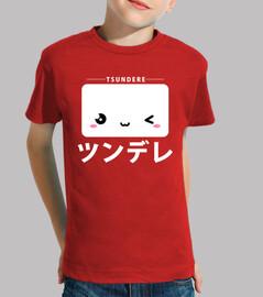 tsundere katakana kawaii