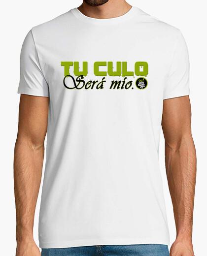 Camiseta Tu Culo Será Mío