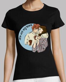 tu es ma maison - t-shirt