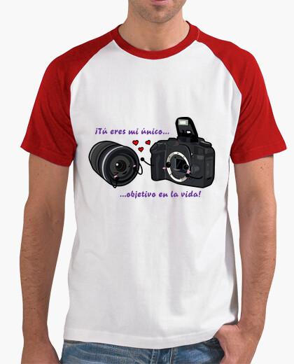 Tee-shirt tu es mon seul but dans la vie ...!