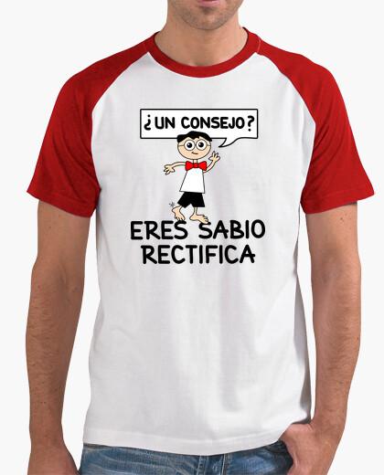 Tee-shirt tu es sage correct