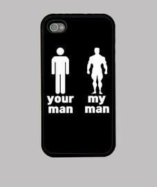 tu hombre contra mi hombre