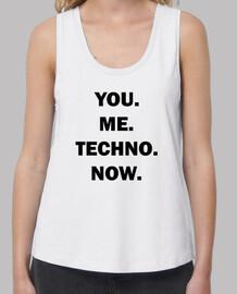 tu me techno maintenant