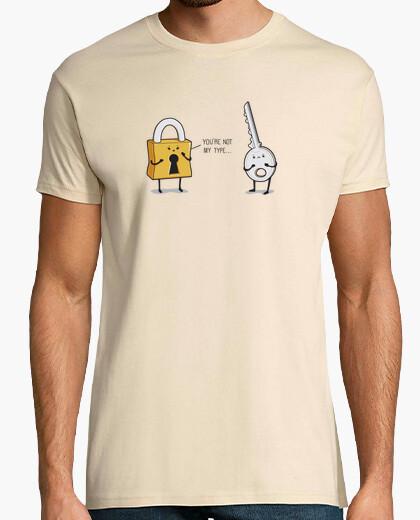 T-shirt tu non sei il mio tipo