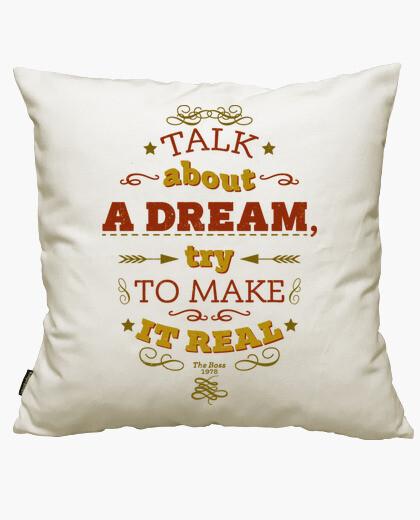 Housse de coussin tu parles d'un dream
