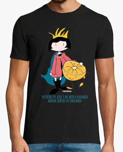 Tu príncipe azul Camiseta Chico