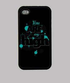 tu sei il mio alto iphone 4