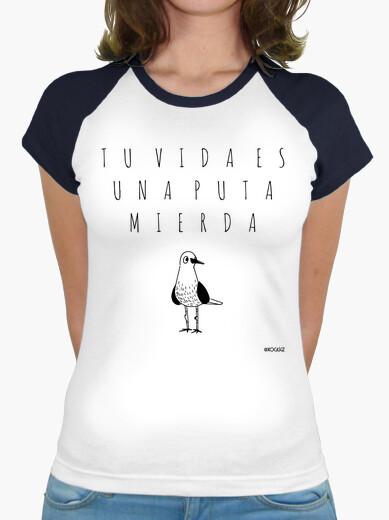 Camiseta Tu vida