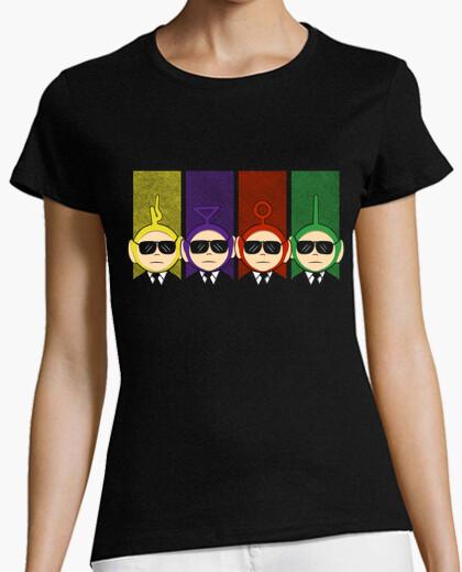 T-shirt tubicini del serbatoio