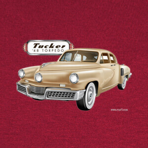 Camisetas Tucker Torpedo