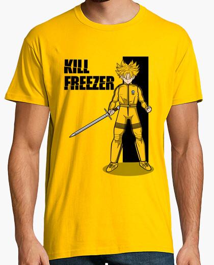 Tee-shirt tuer le congélateur