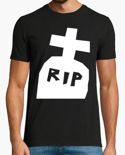 Tumba terror horror camisetas friki