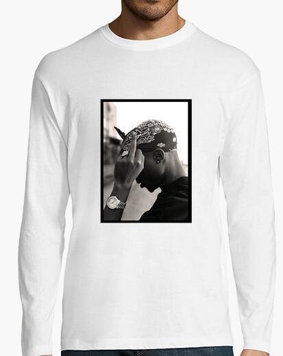 Camiseta Tupac  Fuck