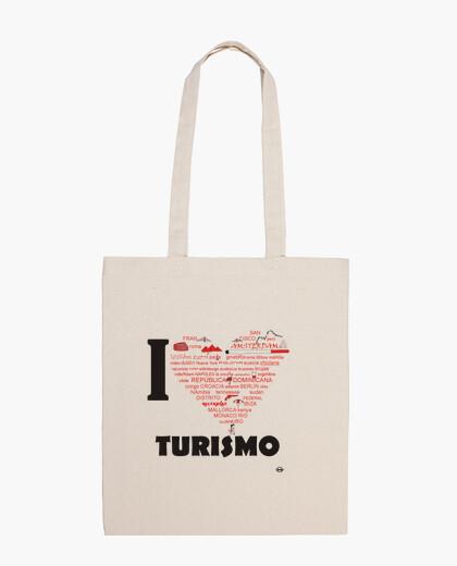 Bolsa TURISMO LOVE