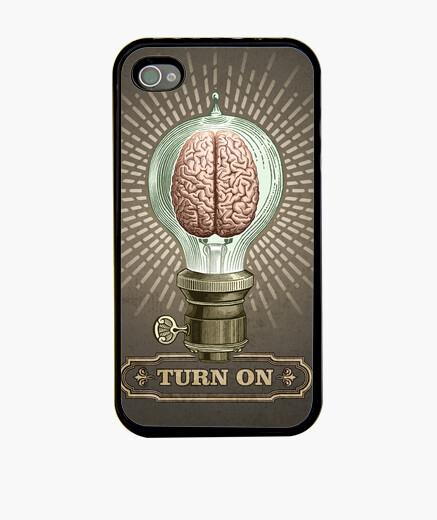 Funda iPhone turn on (phones)