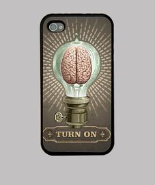 turn on (phones)