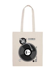 turntable - plate (hip hop)