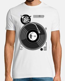 Turntable - Plato DJ (Hip Hop)